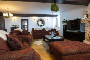Bran Monte Crai Chalet, Guest houses  Bran - big - 45