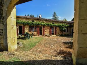 Maison De Vacances - Loubejac 12, Ferienhäuser  Saint-Cernin-de-l'Herm - big - 13