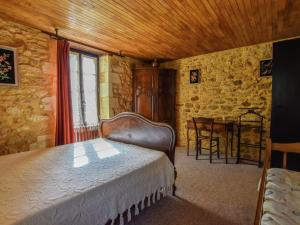 Maison De Vacances - Loubejac 12, Ferienhäuser  Saint-Cernin-de-l'Herm - big - 19