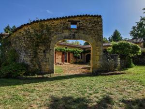 Maison De Vacances - Loubejac 12, Ferienhäuser  Saint-Cernin-de-l'Herm - big - 33
