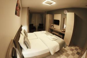 MyHouse N5 Suites, Апартаменты  Эсеньюрт - big - 38