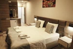 MyHouse N5 Suites, Apartmány  Esenyurt - big - 53