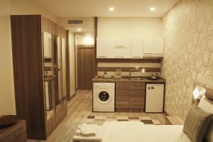 MyHouse N5 Suites, Apartmány  Esenyurt - big - 49