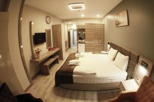 MyHouse N5 Suites, Apartmány  Esenyurt - big - 56
