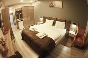 MyHouse N5 Suites, Апартаменты  Эсеньюрт - big - 26