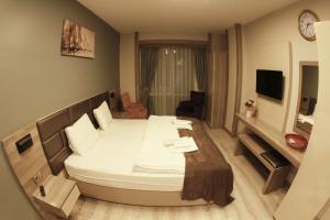 MyHouse N5 Suites, Апартаменты  Эсеньюрт - big - 24