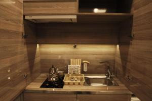 MyHouse N5 Suites, Апартаменты  Эсеньюрт - big - 45