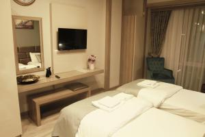 MyHouse N5 Suites, Апартаменты  Эсеньюрт - big - 12