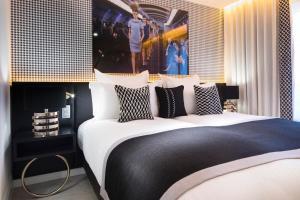 Hôtel Dress Code & Spa, Szállodák  Párizs - big - 1