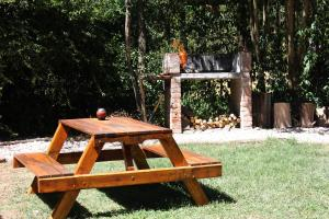 Cabaña Odila, Apartmanházak  Villa Ventana - big - 7
