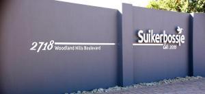 Suikerbossie Guesthouse, Penziony  Bloemfontein - big - 39