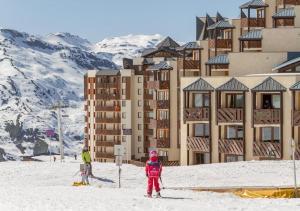 Résidence & Spa Le Machu Pichu - Apartment - Val Thorens