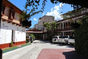 Hotel Fonda del Sol, Отели  Панахачель - big - 27