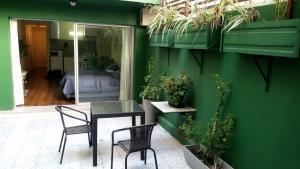 Playa Pocitos, Apartments  Montevideo - big - 11