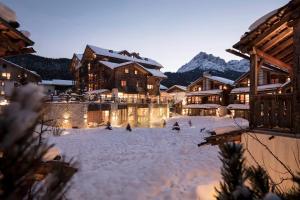 Post Alpina - Family Mountain Chalets - Hotel - San Candido