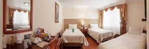 Hotel Fernando Plaza, Hotels  Pasto - big - 10
