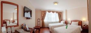 Hotel Fernando Plaza, Hotels  Pasto - big - 8