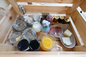 Maison d'Hôtes Cerf'titude, Bed & Breakfast  Mormont - big - 73