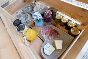 Maison d'Hôtes Cerf'titude, Bed & Breakfast  Mormont - big - 66
