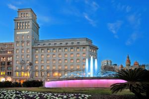 4 gwiazdkowy hotel Iberostar Selection Paseo de Gracia 4 Sup Barcelona Hiszpania