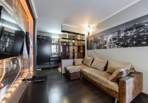 Apartment on Obolonskyi Avenue 28, Апартаменты  Киев - big - 4