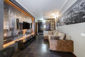 Apartment on Obolonskyi Avenue 28, Appartamenti  Kiev - big - 1