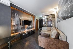 Apartment on Obolonskyi Avenue 28, Апартаменты  Киев - big - 6
