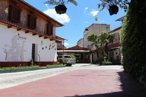 Hotel Fonda del Sol, Отели  Панахачель - big - 14