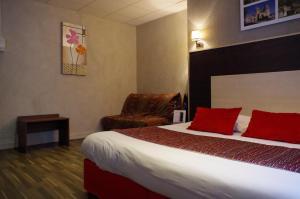 Logis Hotel Beaudon, Hotely  Pierrefonds - big - 37