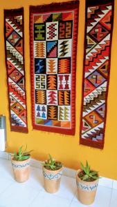 Tu Casa Norte, Apartmanok  La Quiaca - big - 20