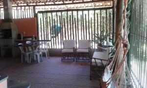 Boca da Baleia Camping