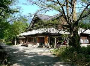 Kamikochi Nishi-itoya Mountain lodge - Accommodation - Matsumoto