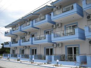 Hostels e Albergues - TETYK Keramoti Hotel Apartments