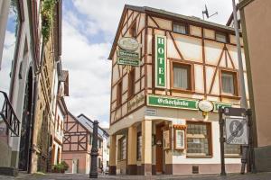 Hotel Garni Eckschänke - Dernau