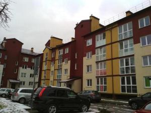 апартаменты на ул. Alleya Smelykh - Otvazhnoye
