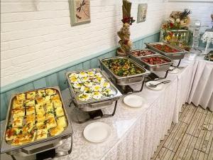 Hotel Frantsuzky Kvartal All inclusive, Hotel  Vityazevo - big - 37