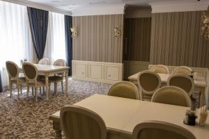 Business club hotel RAZUMOVSKY, Szállodák  Omszk - big - 101