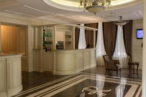 Business club hotel RAZUMOVSKY, Szállodák  Omszk - big - 80