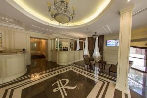 Business club hotel RAZUMOVSKY, Szállodák  Omszk - big - 108