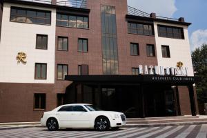 Business club hotel RAZUMOVSKY, Szállodák  Omszk - big - 82