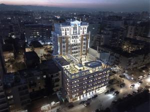 4 gwiazdkowy hotel Xheko Imperial Luxury Boutique Hotel Tirana Albania