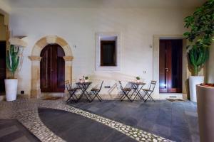 Kyanos Residence, Apartmány  Syrakúzy - big - 56