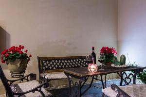 Kyanos Residence, Apartmány  Syrakúzy - big - 58