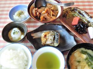 Kokumin Shukusha Hibiki, Hotels  Munakata - big - 79
