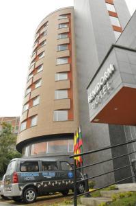 Benidorm Hotel, Szállodák  Manizales - big - 46