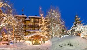Lodge Park - Hotel - Megève