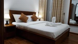 Homewood Luxury Apartment, Apartmány  Nuwara Eliya - big - 33
