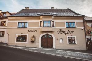 Albergues - Penzion Štybar