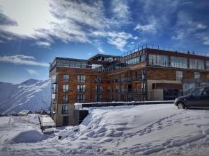 Gudauri Loft Apartment 410 - Hotel - Gudauri