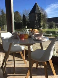 La Cour d'Hortense, Bed & Breakfast  Sailly-Flibeaucourt - big - 20